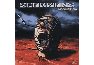 The Scorpions - Acoustica [CD]