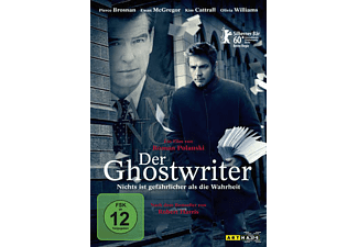 Der Ghostwriter Thriller DVD