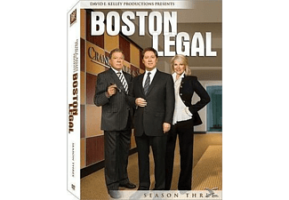 Boston Legal - Season 3 [DVD]