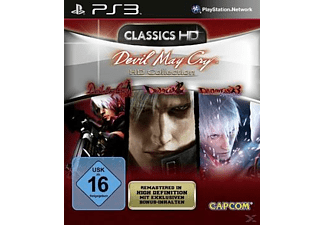 Devil May Cry 4 HD Collection - PlayStation 3