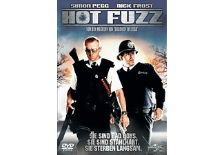 HOT FUZZ Action DVD