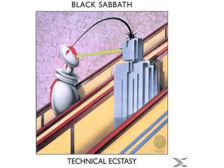 Black Sabbath - Technical Ecstasy (Remastered) [CD]