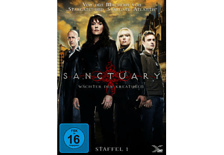 Sanctuary - Staffel 1 [DVD]