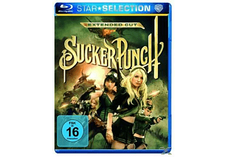 Sucker Punch (Extended Cut) - (Blu-ray)