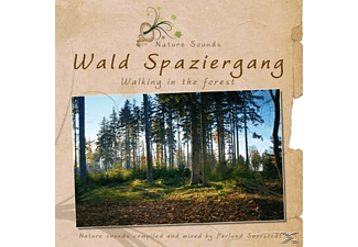 Saerstedt Perlund - Wald Spaziergang - (CD)