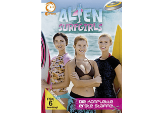 Alien Surfgirls - Staffel 1 [DVD]