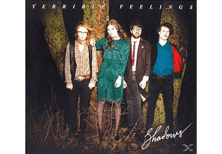 Terrible Feelings - Shadows [CD]