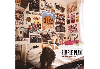 Simple Plan - Get Your Heart On! [CD]
