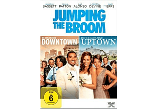 Jumping the Broom - (DVD)
