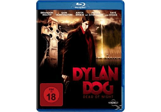Dylan Dog: Dead of Night - (Blu-ray)