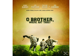 Various O Brother, Where Art Thou? Soundtrack CD