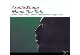 Archie Shepp - Mama Too Tight/Intl.Version [CD]