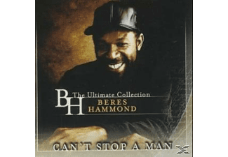 Beres Hammond - Can't Stop A Man - (CD)