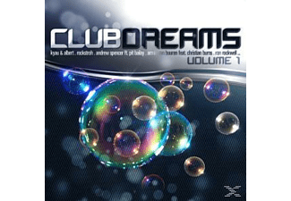VARIOUS - Clubdreams Vol.1 - (CD)