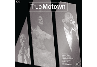 VARIOUS - True Motown [CD]