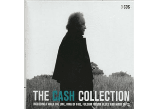Johnny Cash - THE JOHNNY CASH COLLECTION [CD]