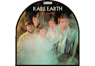 Rare Earth - Get Ready - (Vinyl)