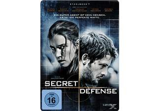 Secret Défense (Limited Steelbook Edition) [DVD]