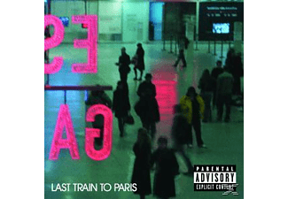 Diddy - Dirty Money - Last Train To Paris [CD]
