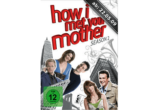 How I Met Your Mother - 2. Staffel Komödie DVD