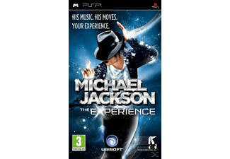Michael Jackson The Game PSP