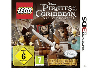 LEGO: Pirates of the Caribbean (Software Pyramide) [Nintendo 3DS]