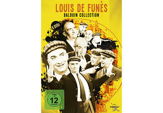 Louis de Funes - Balduin Collection [DVD]