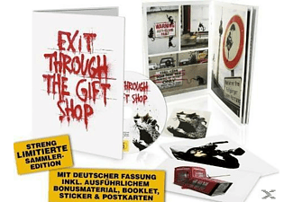 Banksy - Exit Through the Gift Shop (Limited Edition) [DVD]