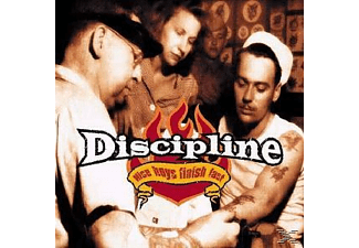 Discipline - NICE BOYS FINISH LAST [CD]
