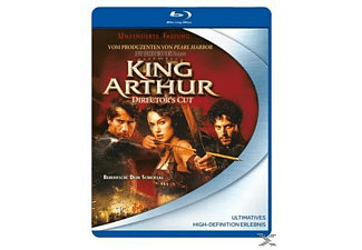 King Arthur (Director's Cut) - (Blu-ray)