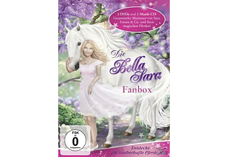 BELLA SARA - DIE FAN-BOX - (DVD)