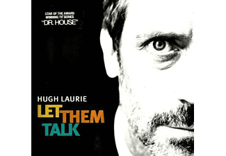 Hugh Laurie - Let Them Talk [CD]