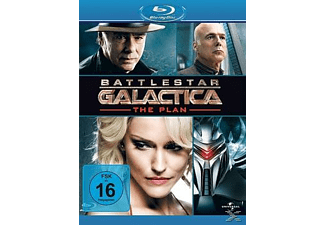 Battlestar Galactica: The Plan - (Blu-ray)