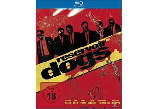 RESERVOIR DOGS Krimi Blu-ray