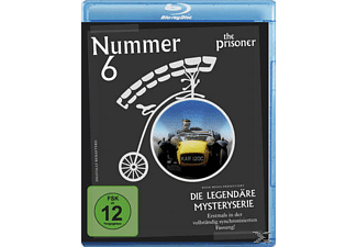 NUMMER 6 - THE PRISONER (SPECIAL EDITION/+DVD) [Blu-ray]