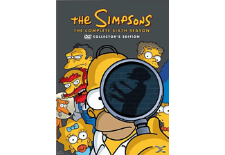 Die Simpsons - Staffel 6 Animation/Zeichentrick DVD