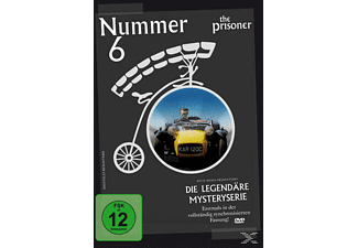 NUMMER 6 - THE PRISONER [DVD]