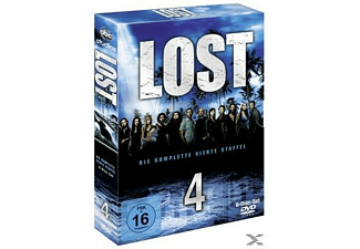 Lost - Staffel 4 - (DVD)