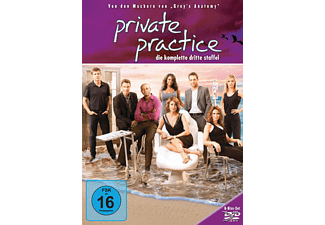 Private Practice - Staffel 3 - (DVD)