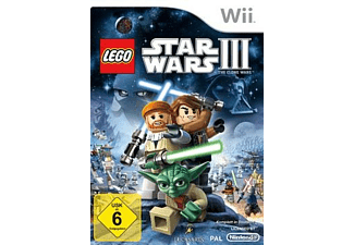 LEGO Star Wars 3 - The Clone Wars [Nintendo Wii]