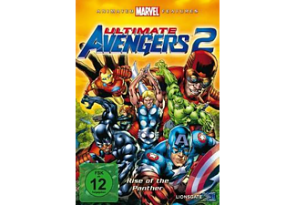 Ultimate Avengers 2 - (DVD)