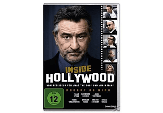 INSIDE HOLLYWOOD - (DVD)