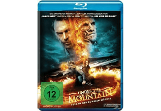 Under the Mountain - Vulkan der dunklen Mächte [Blu-ray]