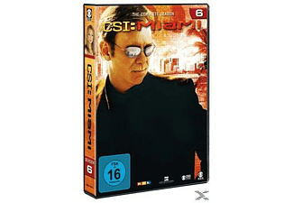 CSI: Miami - Staffel 6 (komplett) [DVD]