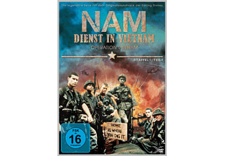 NAM - DIENST IN VIETNAM - STAFFEL 1.2 [DVD]