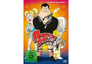American Dad - Season 4 [DVD]