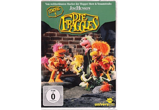 DIE FRAGGLES 3.STAFFEL [DVD]