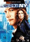 CSI: NY - Staffel 2 [DVD] - broschei