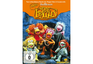 DIE FRAGGLES 2.STAFFEL [DVD]