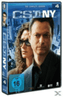 CSI: NY - Staffel 4 [DVD] - broschei